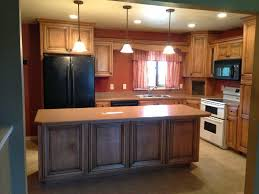 large rustic kitchen islands with seating removing rustic