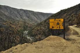 Wildfire Yosemite 2013 by Cfn California Fire News Cal Fire News Rim Fire Burned Area