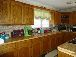 Kitchen Dark Wood Kitchen Cabinets Home Interior Design - Painted wooden kitchen cabinets