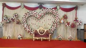 New Wedding Stage Decoration Cost 52 For Wedding Table Settings