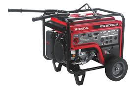 new honda power equipment generators industrial models for sale