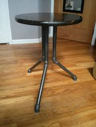 galvanized pipe table legs metal pipe table legs google search bench pinterest pipe