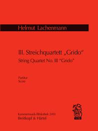 Impuls K Hen Km 2493 Lachenmann Grido By Breitkopf U0026 Härtel Issuu