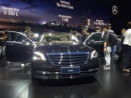 official 2017 mercedes benz s class facelift germancarforum