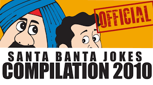 official santa banta funny video collection 2010 comedy jokes in