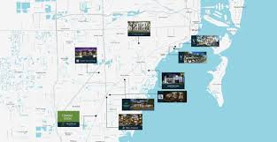 Edgewater Florida Map by This Judgy Miami Map Will Offend Pretty Much Everyone Curbed Miami