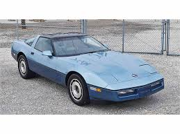1985 chevrolet corvette for sale on classiccars com 22 available