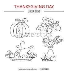 thanksgiving icon stock images royalty free images vectors