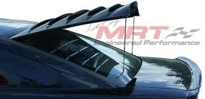mustang rear louvers replacement prop rod kit for mustang rear window louver mrt