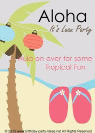 themed sayings 483 best luau hawaiian birthday party ideas images on