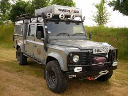 land rover defender 2010 the car trek to oz