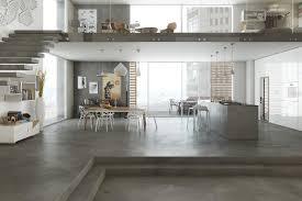 piastrelle per interni moderni pavimenti in cemento