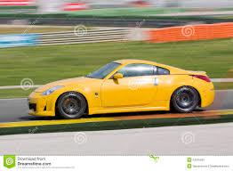 Nissan Gtr Yellow - nissan gtr editorial stock photo image 53545593