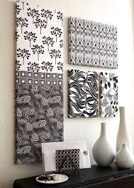 Best  Fabric Wall Art Ideas On Pinterest Large Wall Art - Fabric wall designs