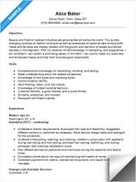 hair stylist resume template salon resume sle hair stylist