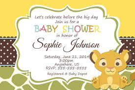 lion king baby shower lion king baby shower invitation wording home party theme ideas