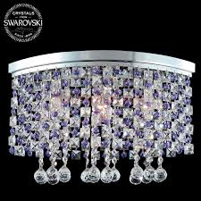 Brilliante Crystal Chandelier Cleaner Where To Buy Modern Crystal Wallsconce 100 Swarovski Strass Crystal Prisms 4