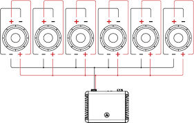 6 subwoofer wiring diagram 6 wiring diagrams instruction