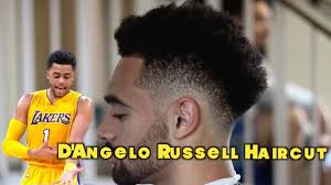 d u0027angelo russell fade drop fade tapered mohawk voiceover