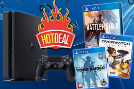 ps4 on black friday pre black friday deal ps4 slim battlefield 1 overwatch tomb