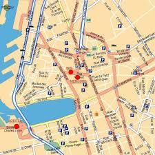 marseilles map marseille travel information