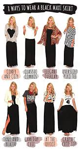 20 style tips on how to wear a maxi skirt for any season gurl com