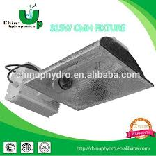 hydroponics indoor 315w cmh grow light compact hood 315 ceramic
