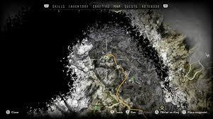 map quests horizon zero side quests guide