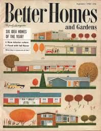 better homes u0026 gardens u00271958 idea house of the year u0027 by omer