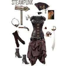 Steampunk Halloween Costume Ideas 25 Steampunk Pirate Ideas Pirate Fashion