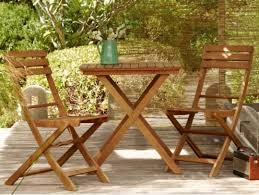 B Q Bistro Table And Chairs Wooden Two Seater Bistro Set 37 B U0026q Until Monday