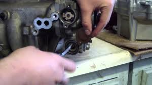how to fix honda cold start idle problem fast idle youtube