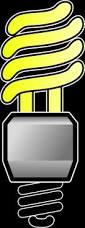 Tiny Lamp by Cfl Light Bulb Clip Art Jesjes Info