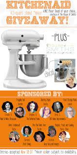 black and white obsession november giveaway 4 5 quart kitchenaid