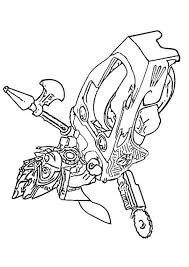 kids n fun co uk 15 coloring pages of lego chima