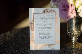 Wedding Invitations Atlanta Kristen And Geno Atkins Wedding At The St Regis Atlanta