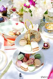 whimsical wonderland inspired decorations for the perfect tea party