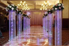 Wedding Backdrop Stand Aliexpress Com Buy 150cm Fashion Luxury Acrylic Crystal Wedding