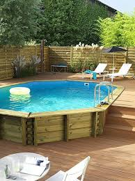 40 uniquely awesome above ground pools with decks backyard