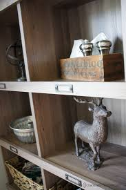 how to style a bookshelf chaotically creative