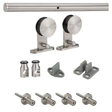 Interior Sliding Barn Door Kit 922 Decorative Interior Sliding Door Hardware N186 962