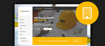 wordpress templates for websites wordpress themes for builders construction tradesmen 2017
