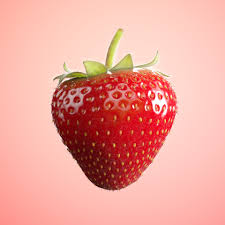 modelstudy strawberry daily render my stuff pinterest artwork