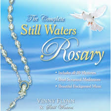 rosary cd complete still waters rosary cd the catholic company