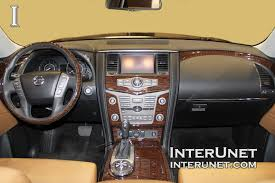 2017 nissan armada platinum interior 2017 nissan armada interunet