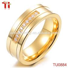 mens gold ring design gold ring design for men and women tungsten carbide one