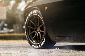 Dodge Challenger Tire Size - challenger hellcat shows off 20