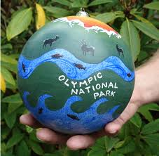 in the national parks celebrated olympic national park