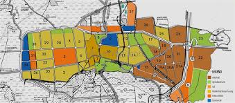 Abhanpur Master Plan 2031 Report Abhanpur Master Plan 2031 Maps by Faridabad Master Plan 2031 Report Map Wall Decal
