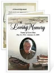 Funeral Program Ideas 98 Best Memorial Cards Images On Pinterest Memorial Cards